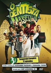 O Dentista Mascarado - Poster / Capa / Cartaz - Oficial 1