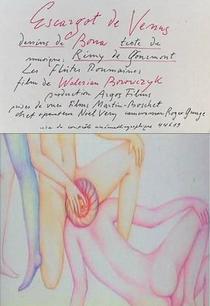 Escargot de Venus - Poster / Capa / Cartaz - Oficial 1
