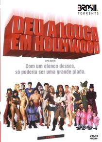 Deu a Louca em Hollywood - Poster / Capa / Cartaz - Oficial 10