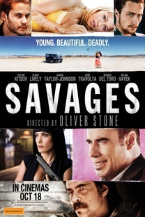 Selvagens - Poster / Capa / Cartaz - Oficial 3