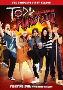 Todd and the Book of Pure Evil (1ª Temporada) - Poster / Capa / Cartaz - Oficial 2