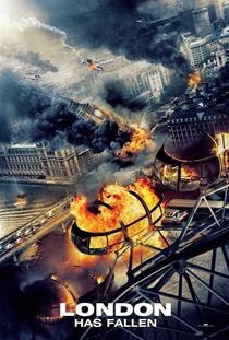 Invasão a Londres - Poster / Capa / Cartaz - Oficial 4