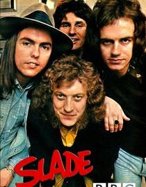 """It's Slade"" BBC documentary - Poster / Capa / Cartaz - Oficial 1"