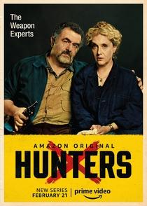 Hunters (1ª Temporada) - Poster / Capa / Cartaz - Oficial 4