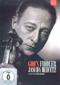 Jascha Heifetz, o violinista de Deus - Poster / Capa / Cartaz - Oficial 3
