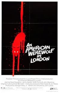 Um Lobisomem Americano em Londres - Poster / Capa / Cartaz - Oficial 2