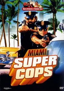 Os Dois Super-Tiras em Miami - Poster / Capa / Cartaz - Oficial 3