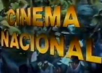 Cinema Nacional (TV Manchete) - Poster / Capa / Cartaz - Oficial 1
