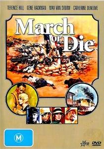 Marche ou Morra - Poster / Capa / Cartaz - Oficial 6