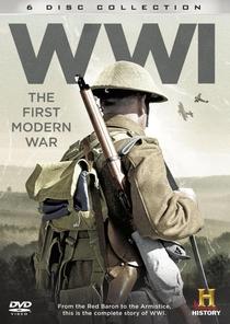 A Primeira Guerra Moderna - Poster / Capa / Cartaz - Oficial 1