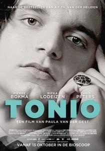 Tonio - Poster / Capa / Cartaz - Oficial 1