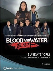 Blood & Water - Poster / Capa / Cartaz - Oficial 1