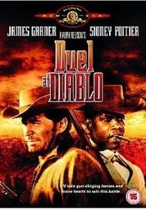 Duelo em Diablo Canyon - Poster / Capa / Cartaz - Oficial 1