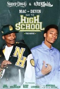 Mac & Devin Go to High School - Poster / Capa / Cartaz - Oficial 1