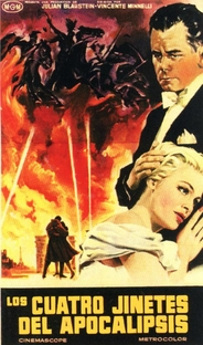 Os Quatro Cavaleiros do Apocalipse - Poster / Capa / Cartaz - Oficial 3