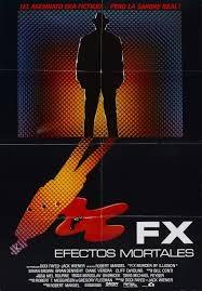 FX - Assassinato Sem Morte - Poster / Capa / Cartaz - Oficial 3