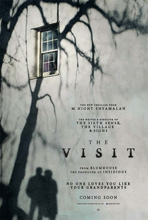 A Visita - Poster / Capa / Cartaz - Oficial 6