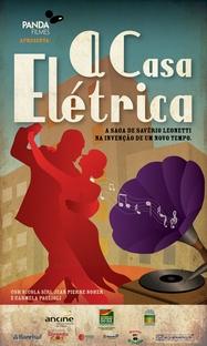A Casa Elétrica - Poster / Capa / Cartaz - Oficial 1
