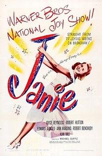 Janie Tem Dois Namorados - Poster / Capa / Cartaz - Oficial 1