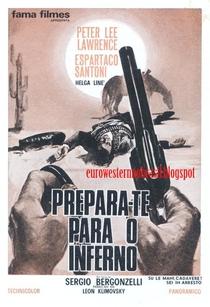Prepara-te para o Inferno - Poster / Capa / Cartaz - Oficial 2