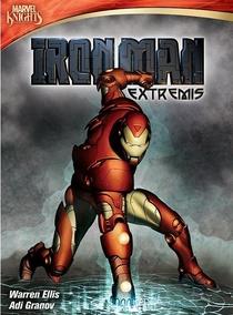 Iron Man: Extremis - Poster / Capa / Cartaz - Oficial 1