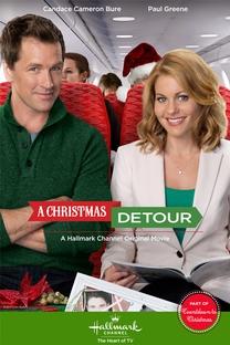 A Christmas Detour - Poster / Capa / Cartaz - Oficial 1