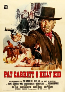 Pat Garrett e Billy the Kid - Poster / Capa / Cartaz - Oficial 3