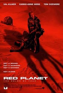 Planeta Vermelho - Poster / Capa / Cartaz - Oficial 1