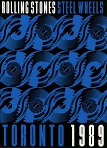 Rolling Stones - Toronto 1989 - Poster / Capa / Cartaz - Oficial 3