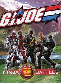 GI Joe: Ninja Battles - Poster / Capa / Cartaz - Oficial 1