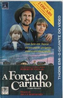 A Força do Carinho - Poster / Capa / Cartaz - Oficial 5