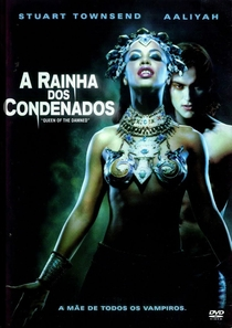 A Rainha dos Condenados - Poster / Capa / Cartaz - Oficial 2