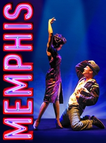 Memphis: the Musical - Poster / Capa / Cartaz - Oficial 1