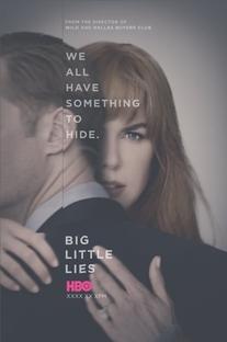 Big Little Lies (1ª Temporada) - Poster / Capa / Cartaz - Oficial 5
