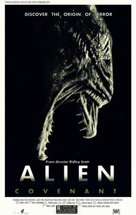 Alien: Covenant - Poster / Capa / Cartaz - Oficial 15