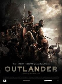 Outlander: Guerreiro vs Predador - Poster / Capa / Cartaz - Oficial 1