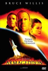 Armageddon - Poster / Capa / Cartaz - Oficial 3