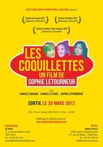Les coquillettes - Poster / Capa / Cartaz - Oficial 1