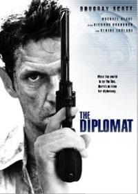 Diplomata - Ameaça Internacional - Poster / Capa / Cartaz - Oficial 2