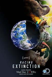 A Corrida Contra a Extinção - Poster / Capa / Cartaz - Oficial 2