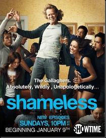 Shameless (US) (1ª Temporada) - Poster / Capa / Cartaz - Oficial 1