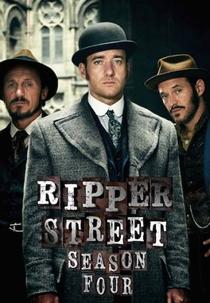 Ripper Street (4º Temporada) - Poster / Capa / Cartaz - Oficial 1