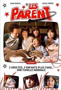 Les Parents (1ª Temporada) - Poster / Capa / Cartaz - Oficial 1