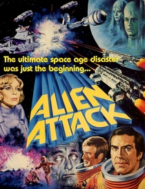 Ataque Alienígena - Poster / Capa / Cartaz - Oficial 1