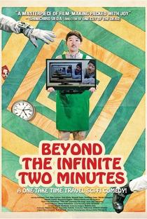 Dois Minutos Além do Infinito - Poster / Capa / Cartaz - Oficial 2