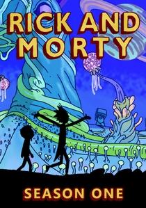 Rick and Morty (1ª Temporada) - Poster / Capa / Cartaz - Oficial 2