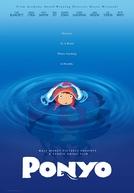 Ponyo: Uma Amizade que Veio do Mar (崖の上のポニョ)