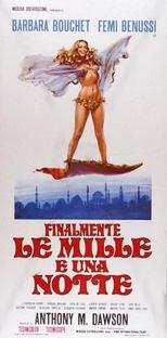 Finalmente Le Mille e Una Notte  - Poster / Capa / Cartaz - Oficial 1