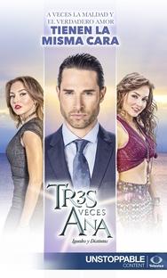 Tres Veces Ana - Poster / Capa / Cartaz - Oficial 7