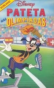 Pateta nas Olimpíadas - Poster / Capa / Cartaz - Oficial 2
